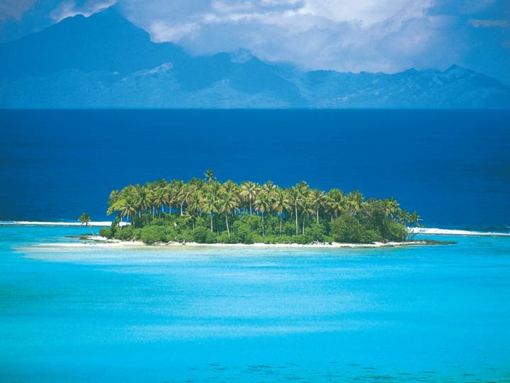 Raiatea Isle, The Sacred Isle