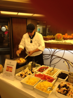 cruise-dinner-spanish-food