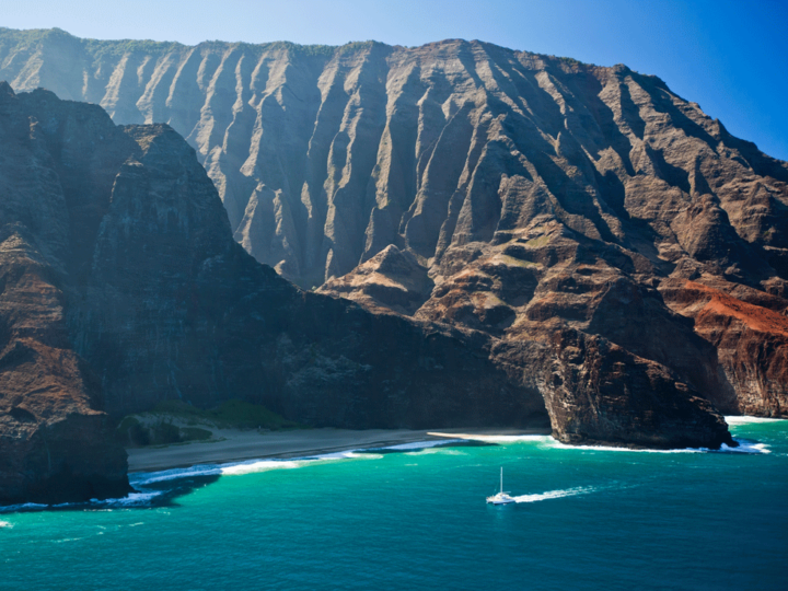 Secluded beaches of Hawaii